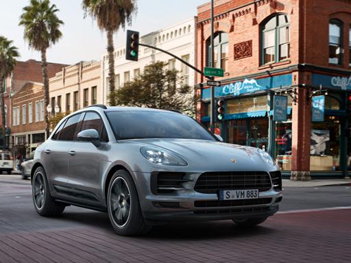 Unser exklusives Leasingangebot: Porsche Macan