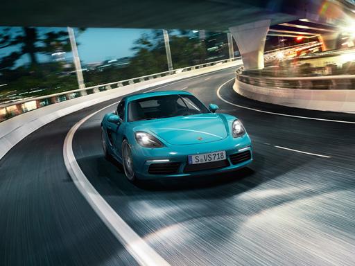 Unser exklusives Leasingangebot für private Kunden: Discover Leasing - Porsche 718 Cayman S