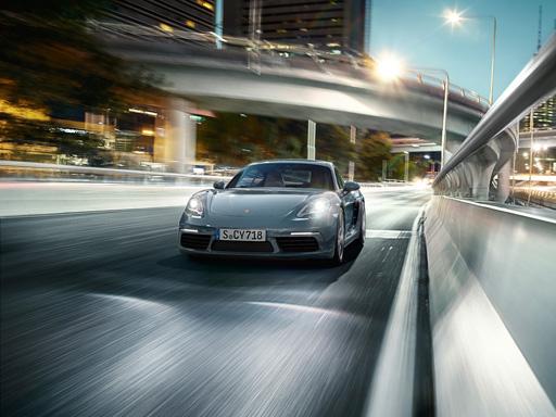 Unser exklusives Leasingangebot für private Kunden: Discover Leasing - Porsche 718 Cayman