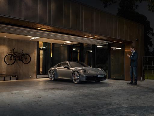 My Porsche | Porsche Connect: Anmeldeprozess und Aktivierung der Dienste