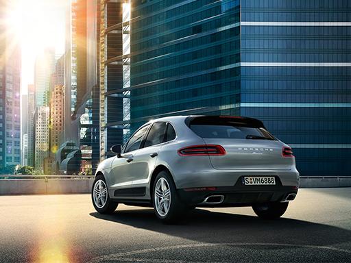 Unser exklusives Leasingangebot für private Kunden: Porsche Macan