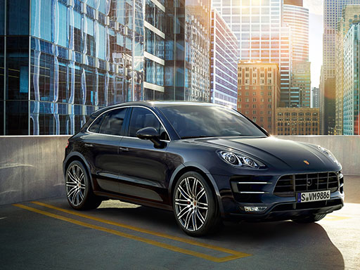 Unser exklusives Leasingangebot für private Kunden: Porsche Macan Turbo