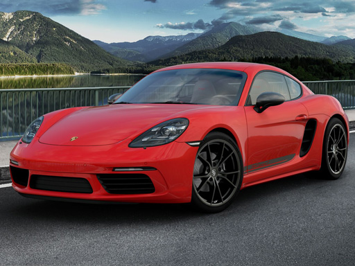 Unser exklusives Leasingangebot für private Kunden: Porsche 718 Cayman T
