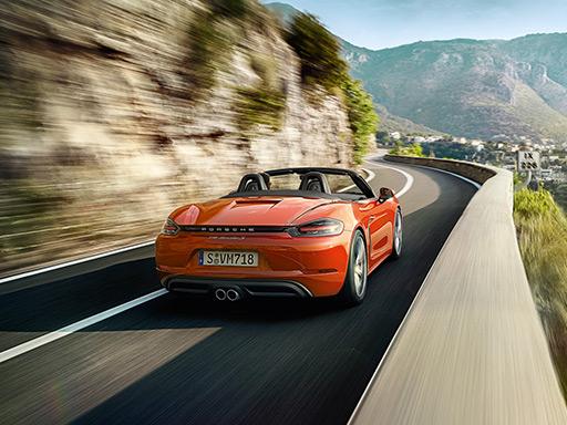 Unser exklusives Leasingangebot für private Kunden: Porsche 718 Boxster S